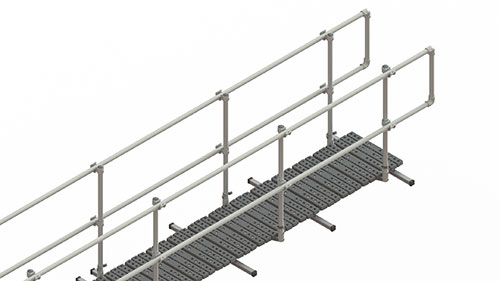 roo-top-walkway-with-handrail-on-both sides
